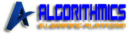 ALGORITHMICS  @LEARNING - Mon Campus